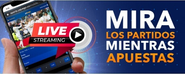 Yajuego Live Streaming