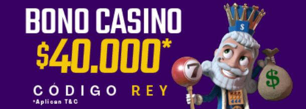 Rushbet Colombia Casino Bono